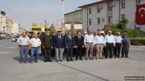 Cihanbeyli'de 19 Eylül Gaziler Günü Kutlandı