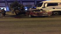 Cihanbeyli'de Trafik Kazası 1'si Ağır 2 Yaralı