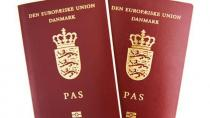 """Danimarka pasaportu dünyanın 5. """"en avantajlı pasaportu"""""""