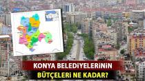 Konya belediyelerinin bütçesi ne kadar?