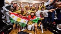 Mardin'li Kürtlerin takımı Dalkurd İsveç şampiyonu oldu