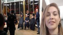 Yeniceoba'lı Nurten Özdemir Danimarka Tv 2 Kanalında haber programına katıldı