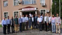 Mehmet Koç'tan Kulu'ya ziyaret