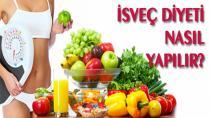 13 günlük İsveç diyeti nasıl yapılır?