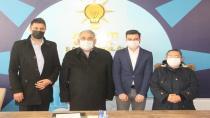 Konya Milletvekili Etyemez Cihanbeyli'de