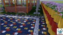 İşte Yeni Yeniceoba Meydan projemiz