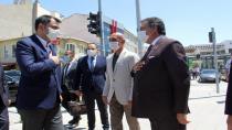 CİHANBEYLİ'DE 35 YILLIK TAPU SORUNU ÇÖZÜME KAVUŞTURULDU